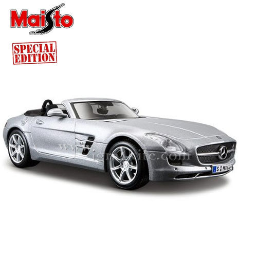 Maisto Tech SP Edition - Mercedes-Benz SLS AMG 1:24