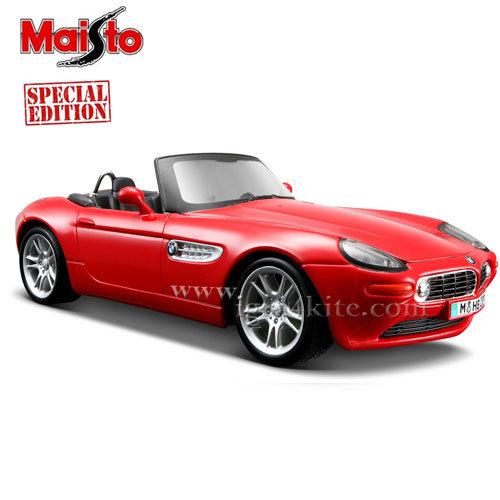 Maisto Tech SP Edition - Кола кабрио BMW Z8 1:24 31996