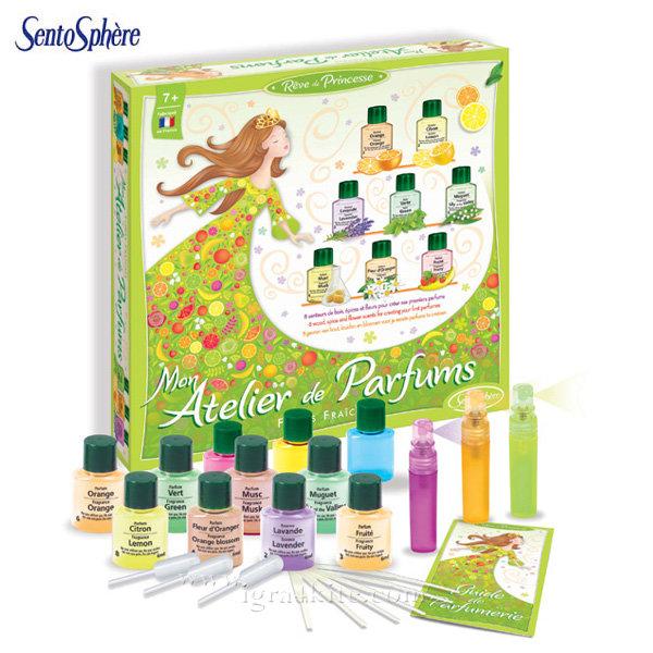 SentoSphere 142 - Ателие за парфюми