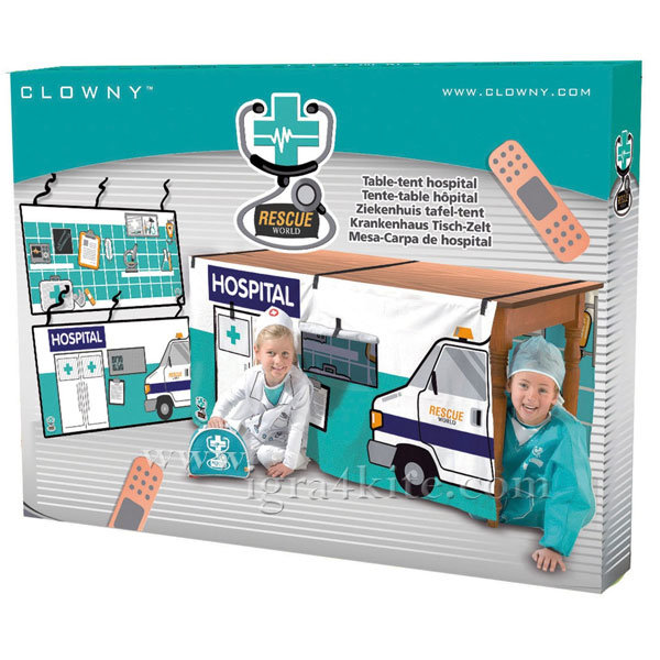 SES Creative - Направи си болница 9209