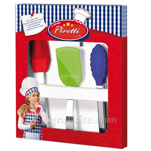 SES Creative - Детски кухненски прибори 9422