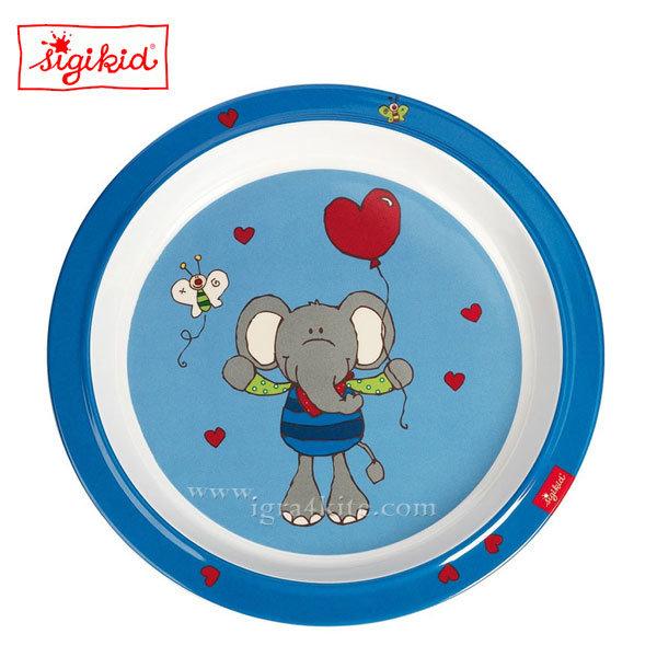 Sigikid - Lolo Lombardo Детска меламинова чиния 24432
