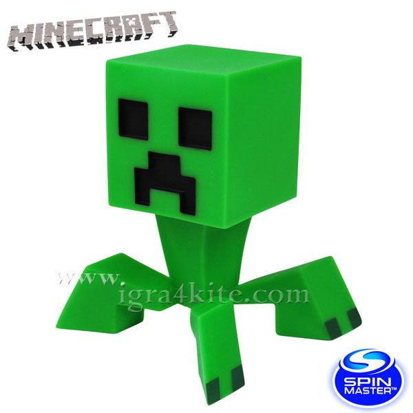 Minecraft - Колекционерска фигурка Крийпър 6022578