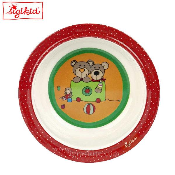 Sigikid - Wild and Berry Детска меламинова купичка 24519