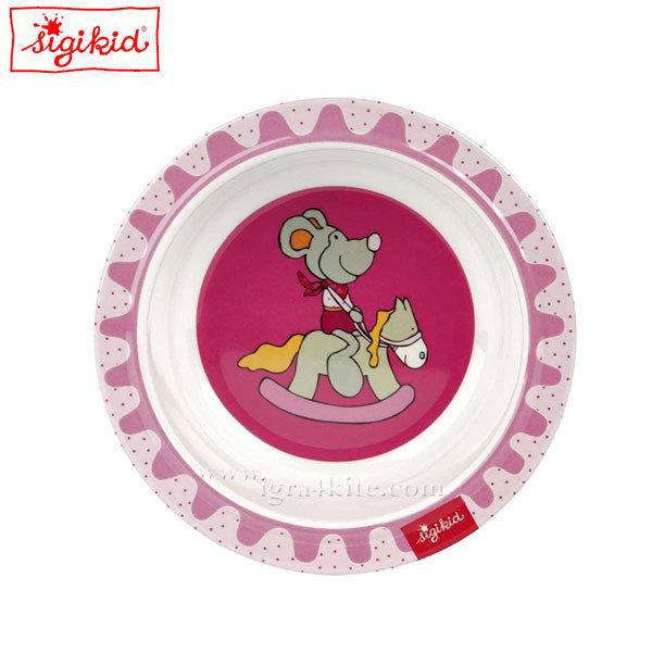 Sigikid - Leonora Детска меламинова купичка 24525
