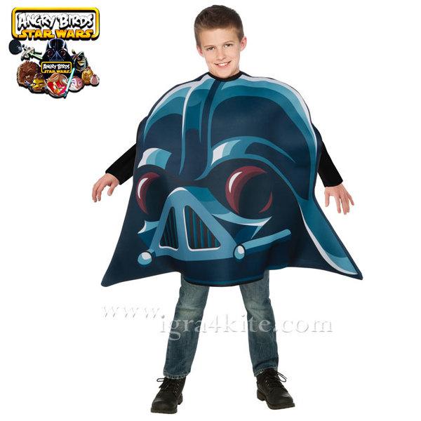 Детски карнавален костюм Angry Birds Star Wars Lard Vader 886827
