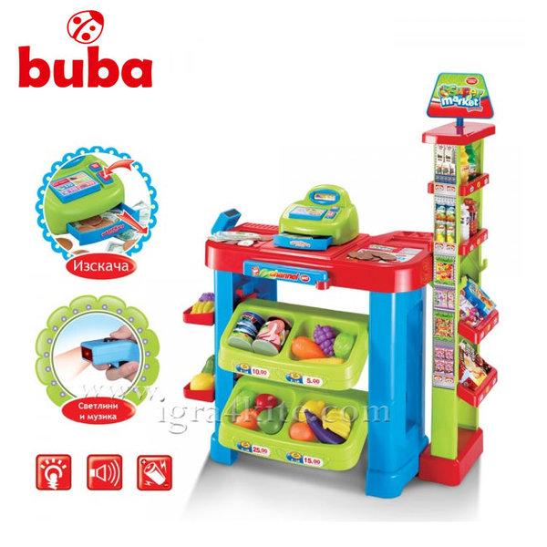 Buba - Детски електронен супермаркет fs819
