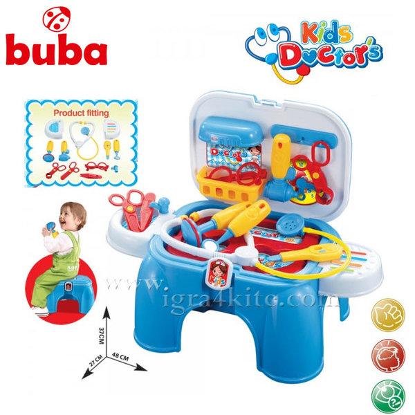 Buba - Детски комплект Little Doctor 008-91