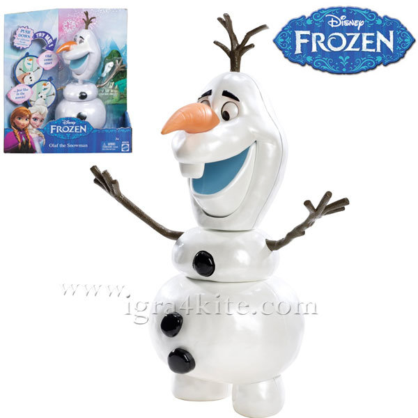 Disney Frozen - Снежният човек Олаф cbh61