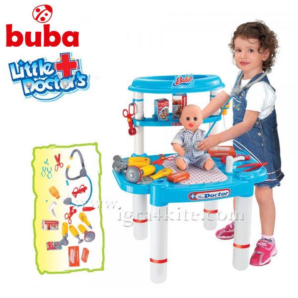 Buba - Детски комплект Little Doctor 008-03
