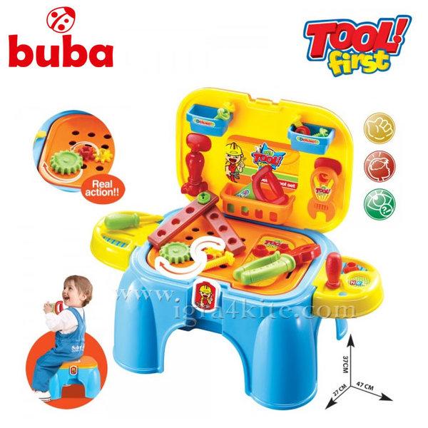 Buba - Детски център с инструменти First Tool fs828