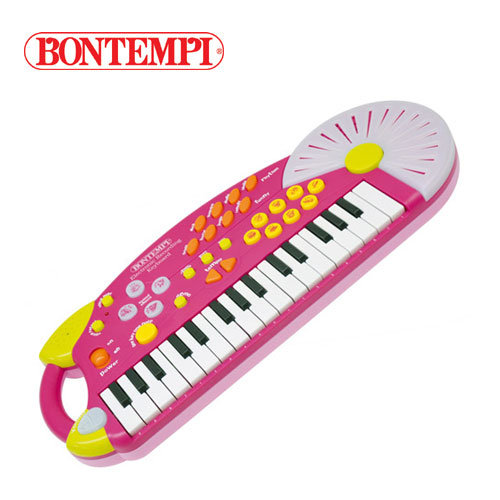 Bontempi - Детски синтезатор за момиче 191246