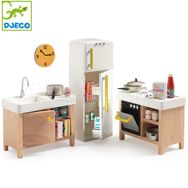 Djeco - Обзавеждане за къща Кухня DJ07823