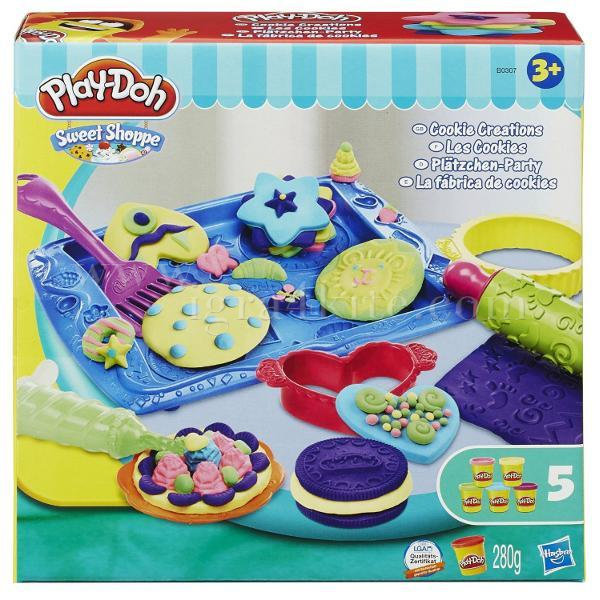 PlayDoh - Пекарна за сладки b0307