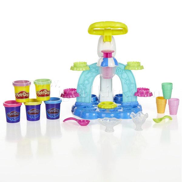 PlayDoh - Фабрика за сладолед b0306