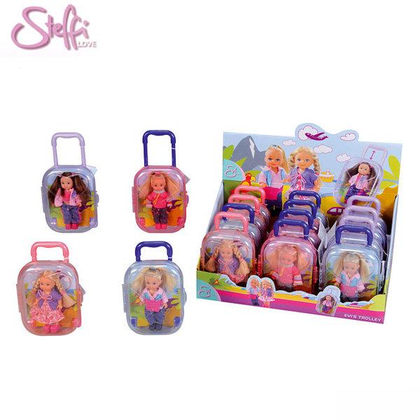 Simba - Кукла Еви в куфарче 33134