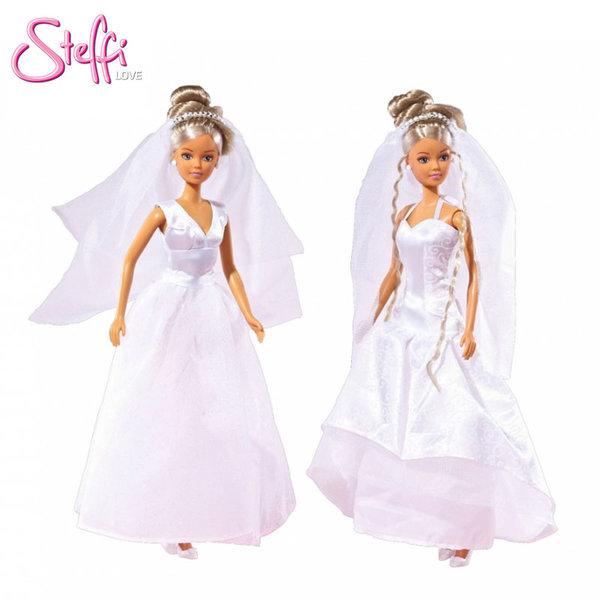 Simba - Кукла Стефи булка 33414