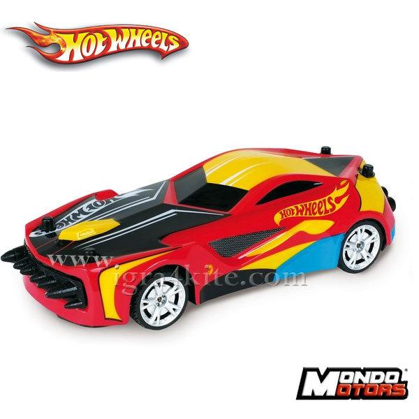 Hot Wheels - Нитро Кола Urban Agent с дистанционно 6051238