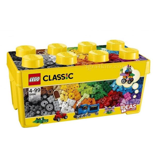 Lego 10696 Classic - Креативна кутия за строене
