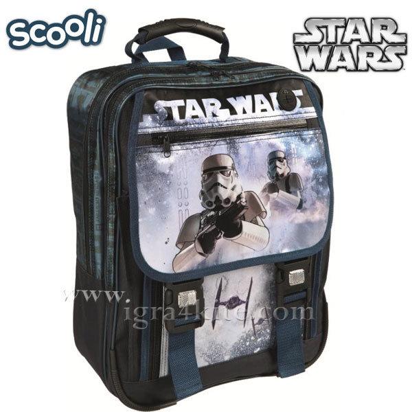 Scooli Star Wars - Ученическа раница Междузвездни войни