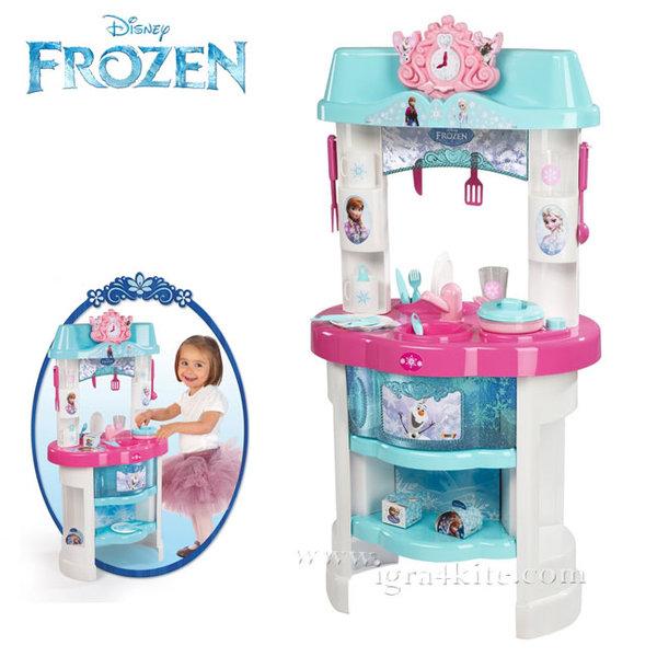 Smoby - Замръзналото кралство Детска кухня 24498