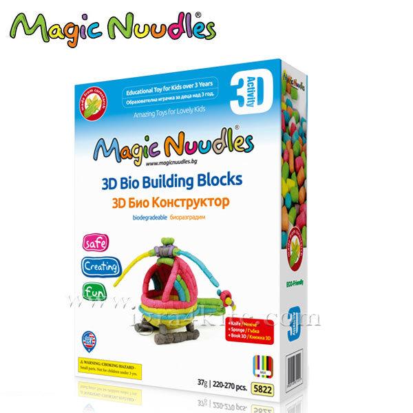 Magic Nuudles Царевични пръчици комплект 220бр. 5822