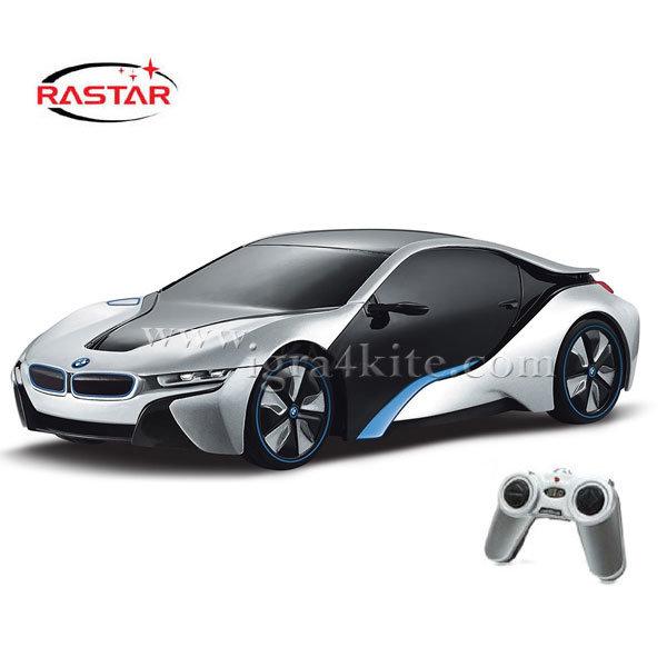 Rastar - Кола BMW I8 с дистанционно управление 1:24 48400