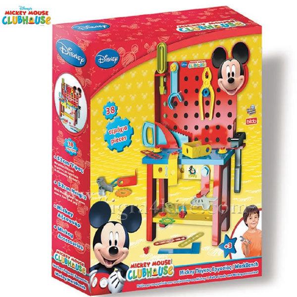 Disney Mickey Mouse - Работилница с инструменти Мики Маус 8402