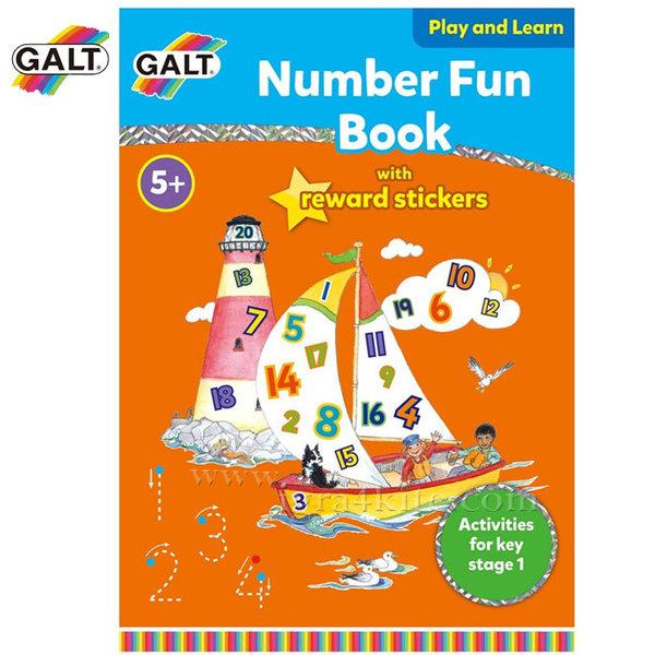 GALT - Книжка Научи цифрите 3143