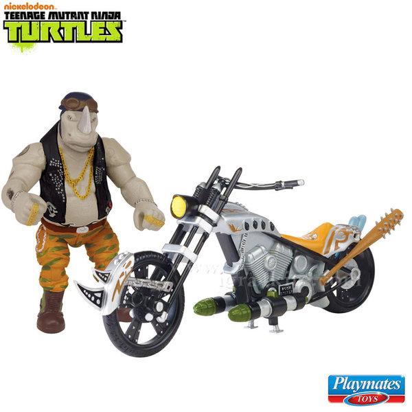 TMNT - Костенурки нинджа Rocksteady с мотор 89303