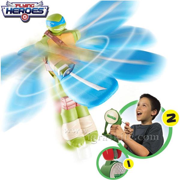 Flying Heroes - Летящ супер герой Leonardo