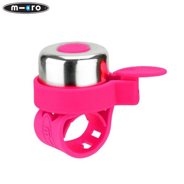 M-Cro - Звънец за тротинетка Micro Neon Pink AC4451