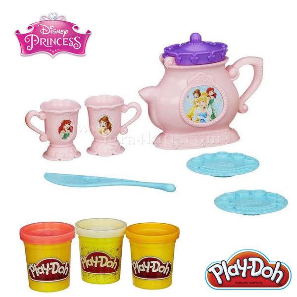 Play-Doh - Disney Принцеси Чаено парти b1861