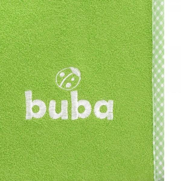 Buba - Хавлиена подложка за повивалник зелена