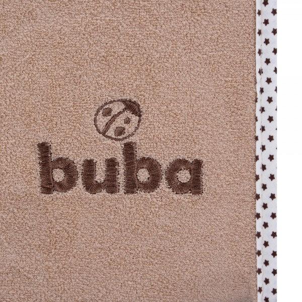 Buba - Хавлиена подложка за повивалник кафява