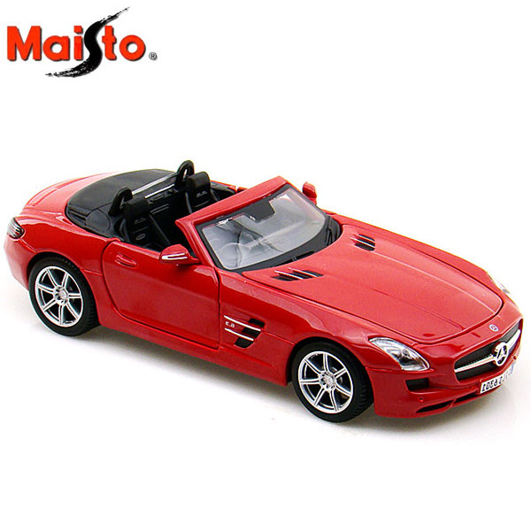 Maisto Tech - Кола Mercedes SLS AMG Roadster 1:24