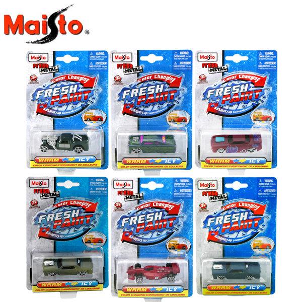 Maisto Tech - Kола с променящ се цвят 15107