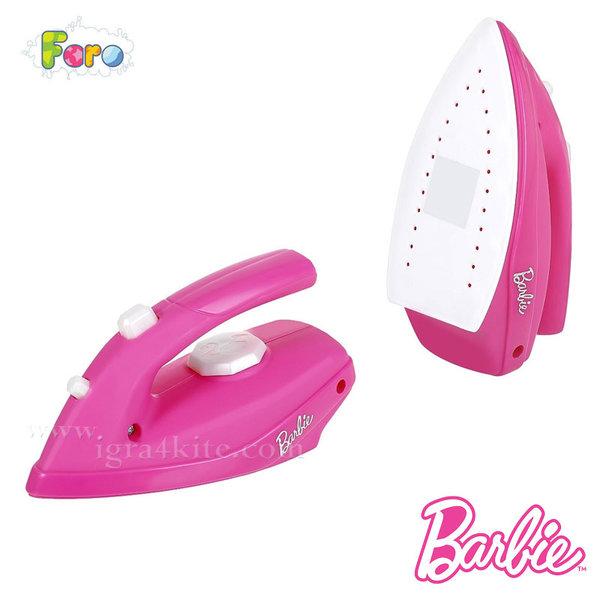 Faro - Детска ютия Barbie 2603esp