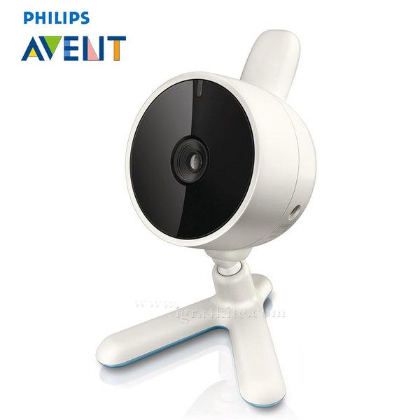 Philips AVENT - Допълнителна камера SCD609 за Дигитален Видеомонитор Philips AVENT SCD610
