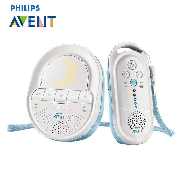 Philips AVENT - DECT Бебефон SCD505