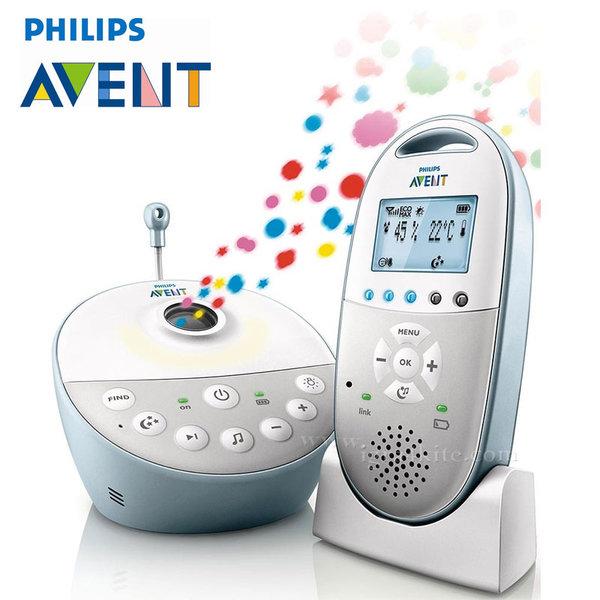 Philips AVENT - DECT Бебефон SCD580