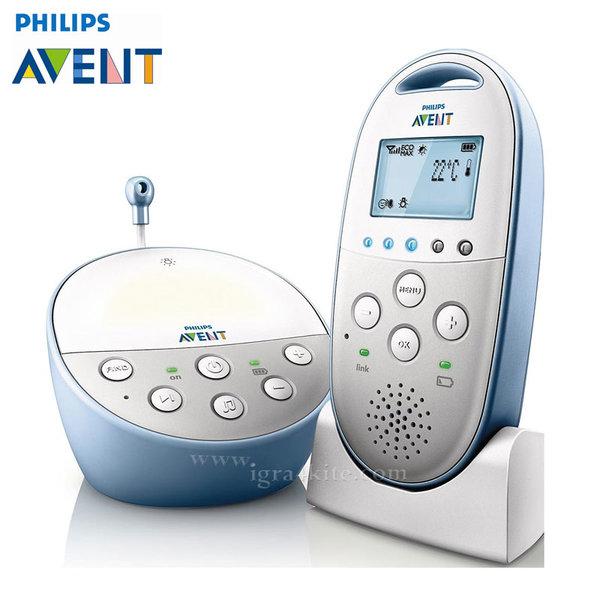Philips AVENT - DECT Бебефон SCD570