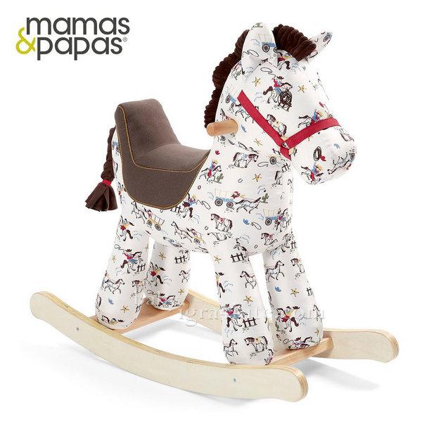 Mamas & Papas - Люлеещо се пони Cowboy pony