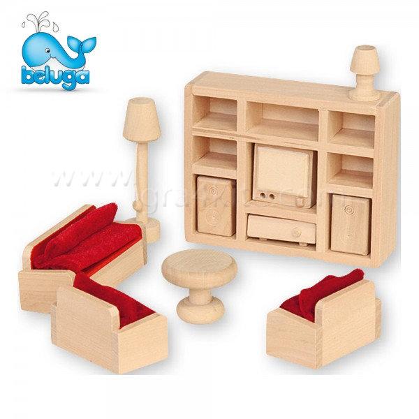 Beluga - Мебели за къща за кукли Дневна 70112