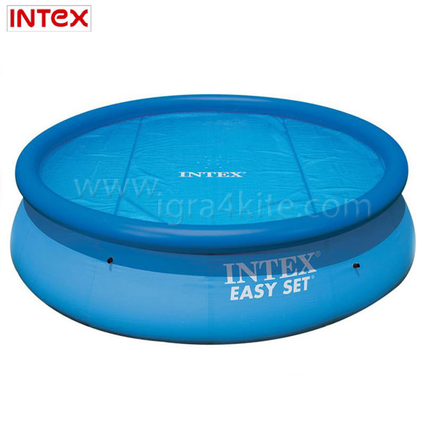 Intex - Соларно покривало AGP за басейн 366см 29022