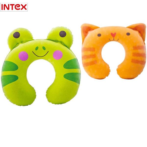 Intex - Детска възглавничка за път 68678