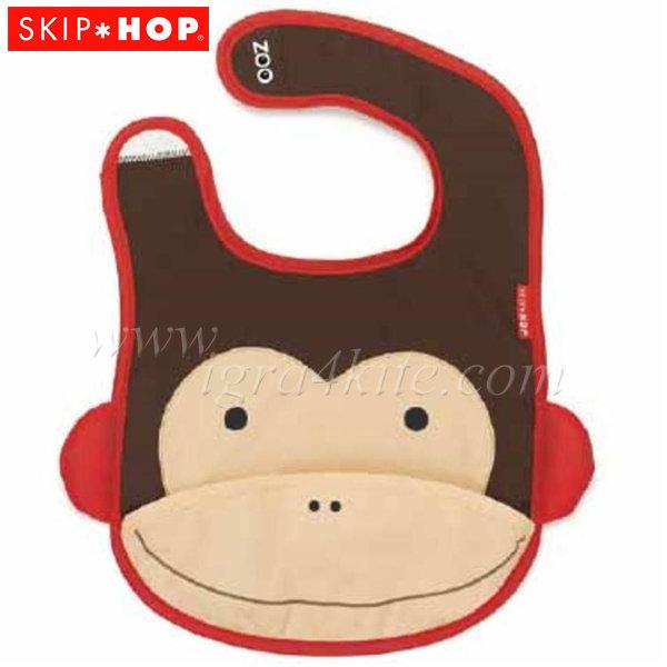 Skip Hop - Лигавник Zoo Маймунка 232103