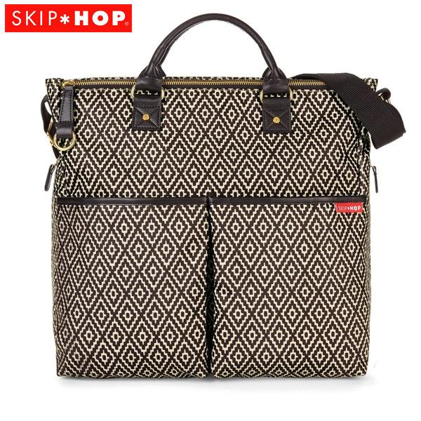 Skip Hop - Чанта за разходка с подложка за повиване Duo Spec Edition Aztec 20043