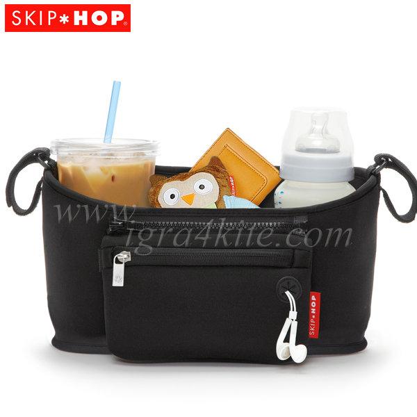 Skip Hop - Чанта органайзер за количка Черна 400304