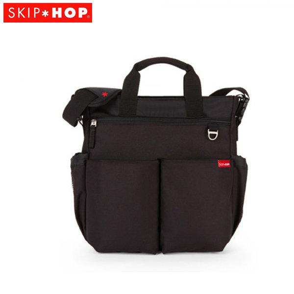 Skip Hop - Чанта за разходка с подложка за повиване Duo spec Edition Черна 200300